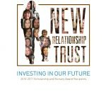 New Relationship Trust First Nations BC 2010 scholarship brochure