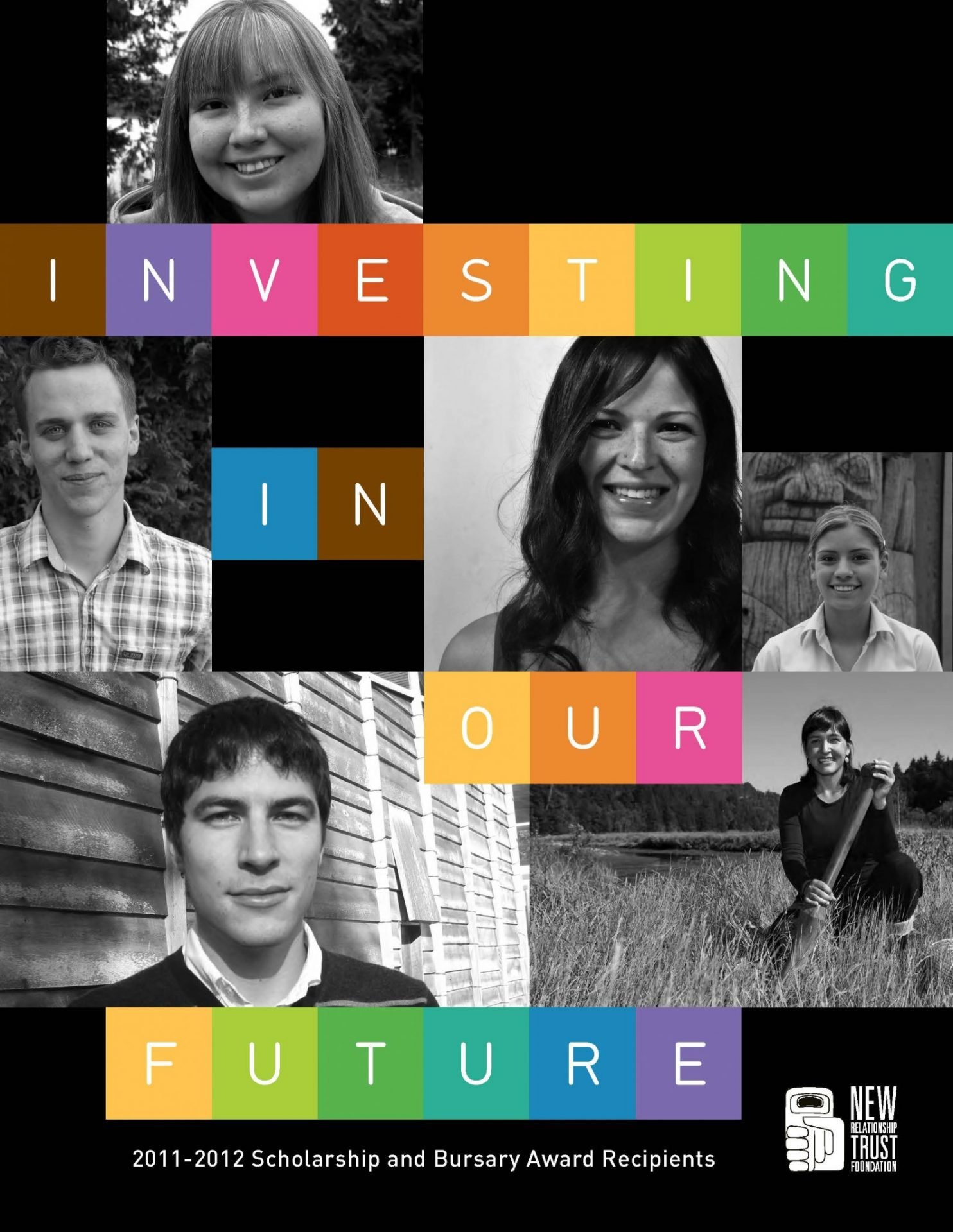 New Relationship Trust First Nations BC 2011 2012 scholarship brochure