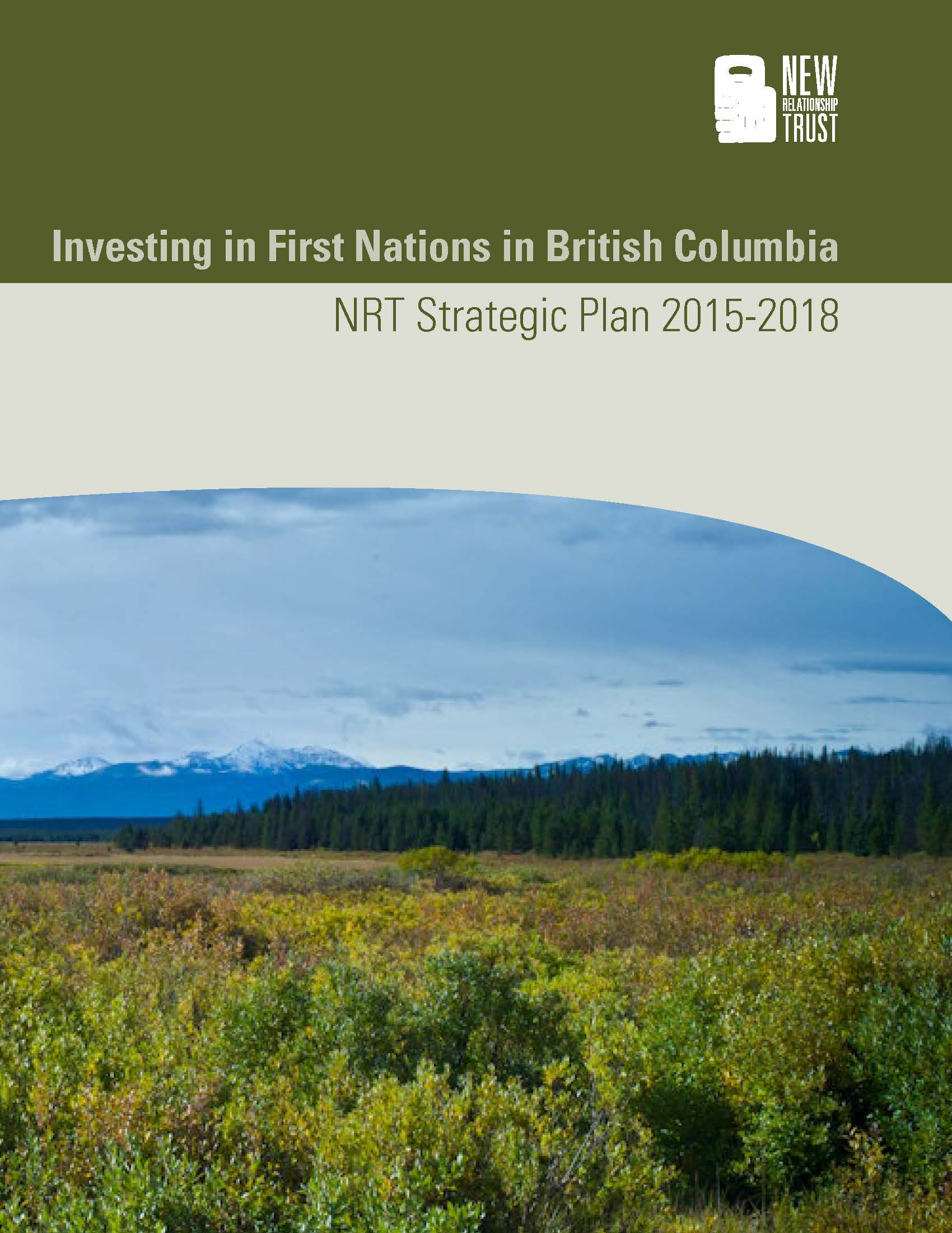 New Relationship Trust First Nations BC